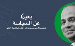 قرارات الرئيس المصري للفترة الرئاسية الأولى .. تحليل بالأرقام